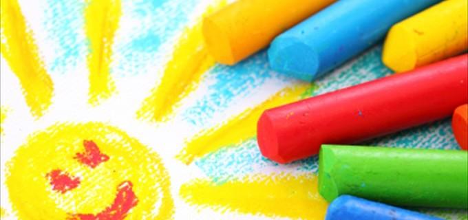 Crayons 680